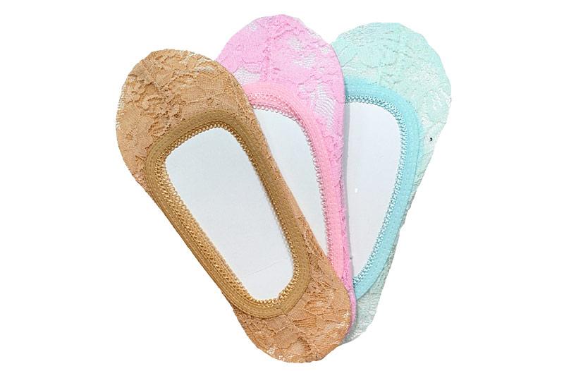 SLEVA na ponožky do balerín  10 párů za akční cenu 199 Kč  f668e4920b