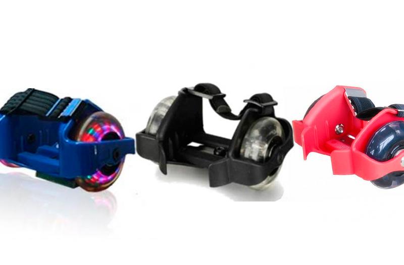 AKCE kolečka na boty Space Roller od 159 Kč ... 1d50b89aa9