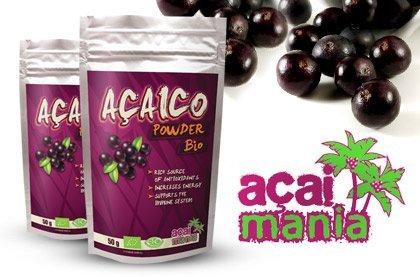 Nejsilnější přírodní antioxidant v ACAICO