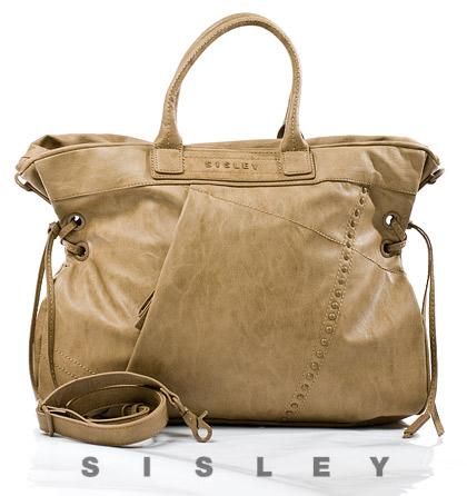 Elegantní kabelky Sisley | Vykupto.cz
