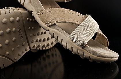 671ed0c8d2b Pohodlné pánské sandále. Vpředu překřížené