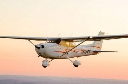 Zážitkový let s kapkou adrenalinu