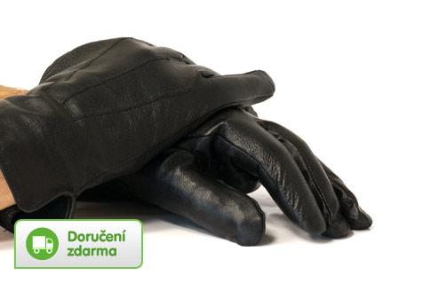 Pánské kožené rukavice – doručení zdarma  577217adc6