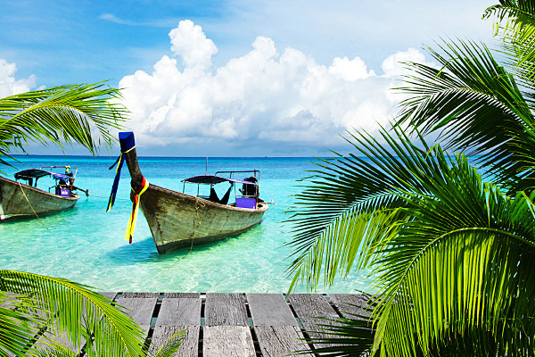 Levná dovolená u moře a zájezdy