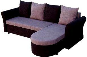 Rohová rozkládací sedačka KATEŘINA II