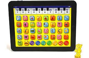 Hračka roku: Mac Toys Baby Tablet
