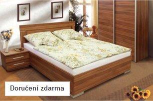 Opravdu stylová a pěkná postel Dafne 2 (180x200 cm)