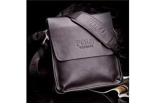 Elegantní taška na rameno pro muže - dodání do 2 dnů