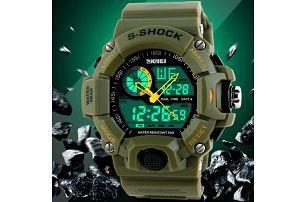 Pánské hodinky S-SHOCK - poštovné zdarma