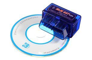 Autodiagnostika bluetooth ELM 327 V 1,5 OBD2 - skladovka - poštovné zdarma