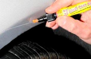 FIX It Pro na opravu škrábanců na karoserii auta - skladovka