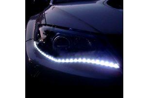 LED svítící pásky pro automobil - 2 kusy
