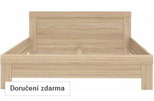 Dvoulůžková postel Latis Combimo