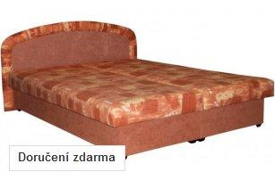 Čalouněná postel Zofie se spací plochou 160x200cm