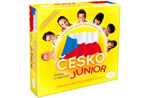 Dětská hra Albi Česko Junior