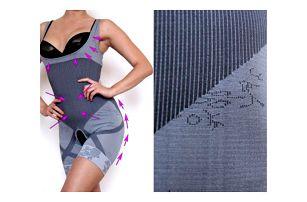 Stahující prádlo z bambusového vlákna Vám pomůže zeštíhlit postavu!