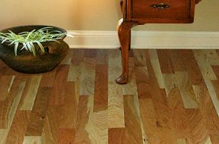 Americká třešeň - dřevěná podlaha