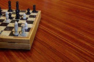 Dřevěná podlaha Jatoba rošáda click