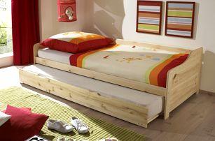 Dětská postel s přídavným spaním BONNIE