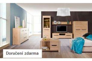 Nábytek do obývacího pokoje - sestava Emanuela
