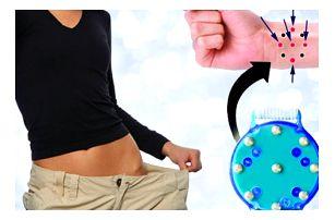 Hubnoucí náramek Slim Pro - zbavte se nadbytečných kilogramů pomocí akupresury! - VÝPRODEJ