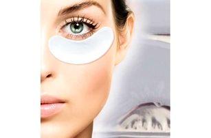 Maska na oči s 24-karátovým zlatem - zastavte stárnutí pleti!