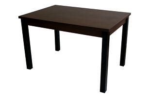 Stůl Dallas s kovovými nohami Strakoš K-Ber