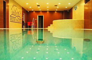 3 luxusní wellness dny v hotelu Hukvaldy pro dva