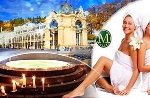 Dámská jízda v Golf hotelu Morris**** Mariánské Lázně na 3 dny pro 2 osoby včetně plné penze a wellness!
