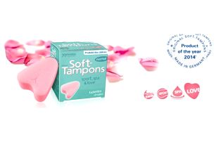 Soft Tampony Joydivision - Sex po celý měsíc - 10 ks