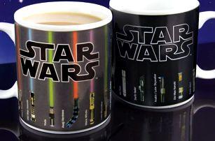 Hrnek reagující na teplo Star Wars