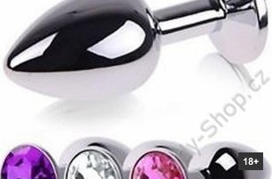 Anální šperk nebo luxusní vibrátor G-Spot Dual se 7 různými vibracemi! Odvážný dárek pro partnera!
