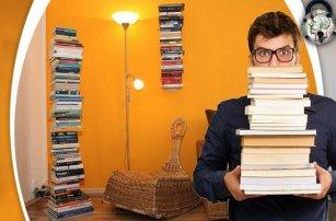 Neviditelná knihovna na vaše knihy