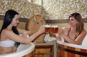 Podhůří Fatry pro DVA s pivními lázněmi a slevou na skipasy