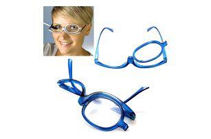 Zvětšovací brýle pro líčení - poštovné zdarma