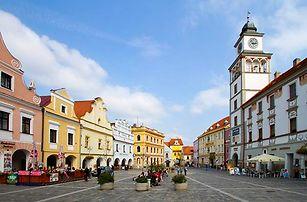 Exkluzivní dovolená v Třeboni pro vás dva