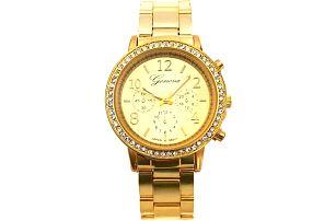Dámské luxusní hodinky s drobnými kamínky - dodání do 2 dnů