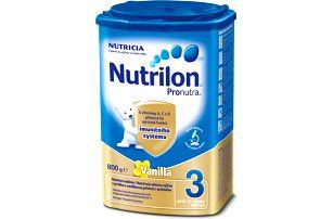 NUTRILON 3 ProNutra vanilka (800 g) - kojenecké mléko