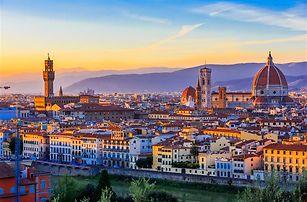 Florencie a Pisa s koupáním u moře, Toskánsko, Itálie, autobusem, snídaně v ceně