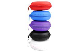 Mini pouzdro na sluchátka v 5 barvách