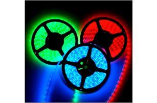 Vícebarevný LED pás nebo trafo