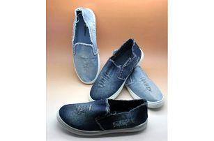 Dámské loafers boty Camo Jeans