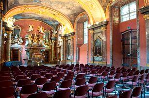 Vivaldi four seasons v Klementinu