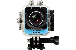 SJCAM M10 CUBE sportovní kamera - modrá