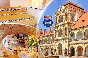 Moravská Třebová: 3 až 6 dní pro 2 osoby + polopenze, vstupenky na zámek a další skvělé bonusy!
