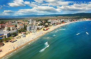 Bulharsko, Slunečné pobřeží, Hotel Tia Maria, letecky, all inclusive