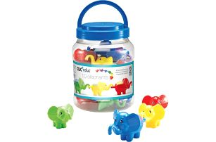 CLIC educ Deset slonů