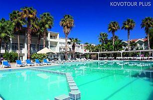Kypr, Hotel & Resort LA, letecky, polopenze