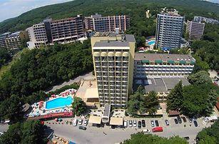 Bulharsko - Varna (oblast) - Zlaté Písky na 8 až 12 dní, polopenze s dopravou letecky z Brna nebo letecky z Prahy