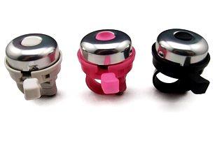 Mini zvonek na kolo - 3 barvy